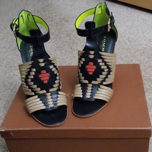 Coach Lorrie Mat Calf shoes